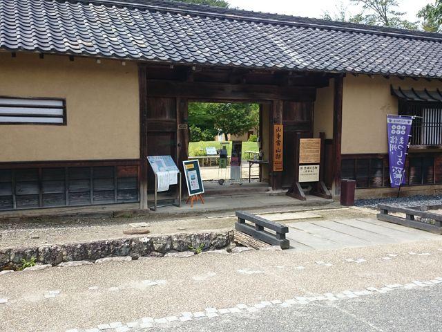 途中にあった、山寺常山邸です。_城下町松代