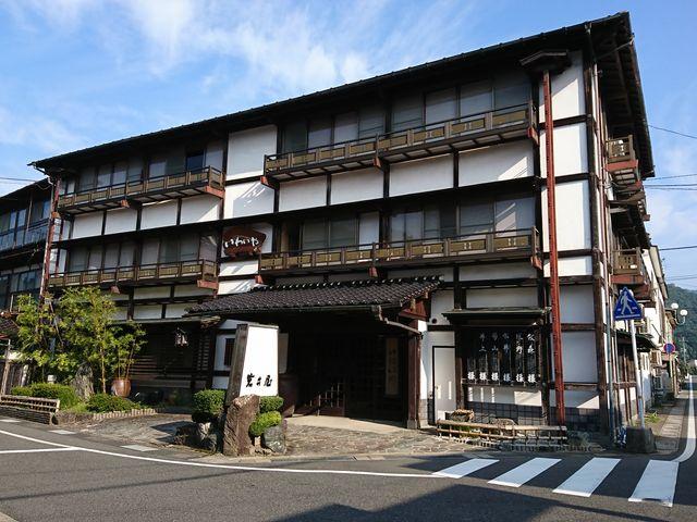 日本百名湯の湯「岩井屋」_岩井温泉