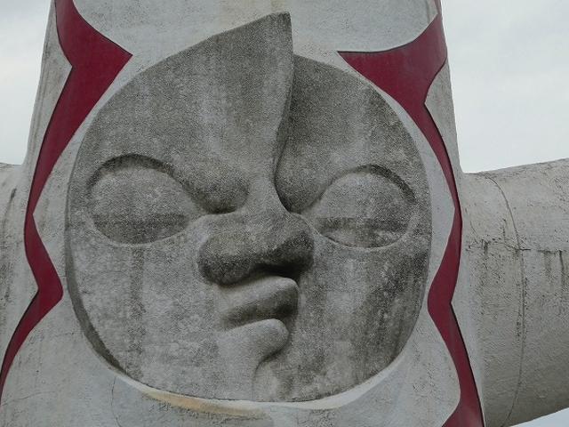 大阪府・吹田市・万博記念公園 太陽の塔_万博記念公園