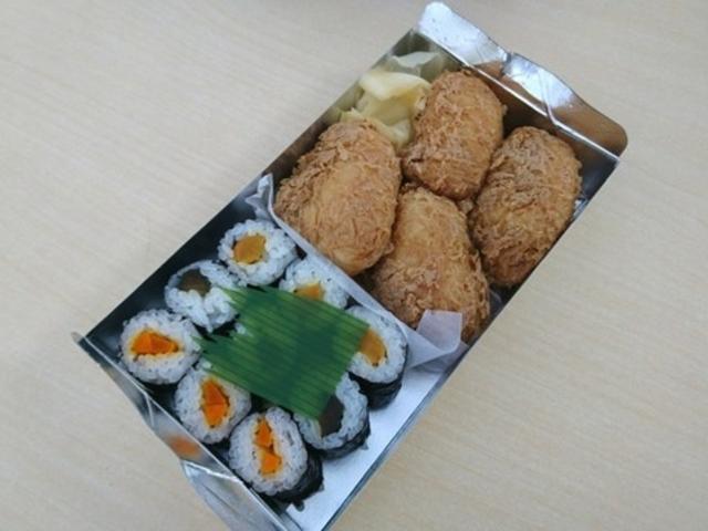 テイクアウトの寿司_おつな寿司