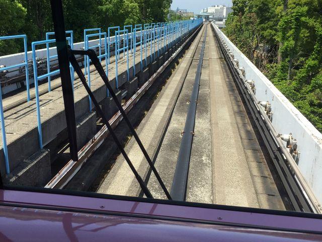 コスモスクエア_南港ポートタウン線コスモスクエア駅