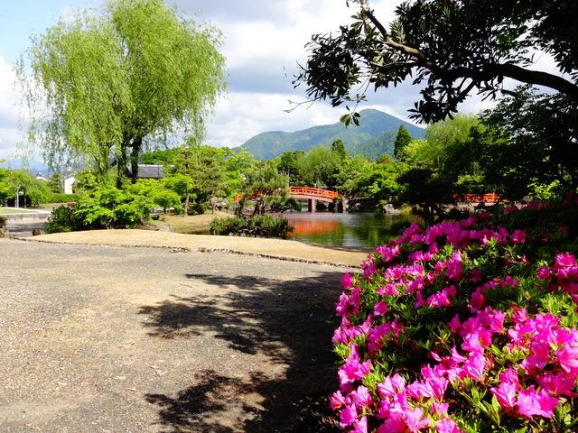 紫式部 公園 について
