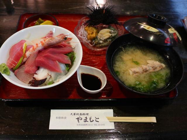 贅沢すぎる_天草地魚料理 いけすやまもと