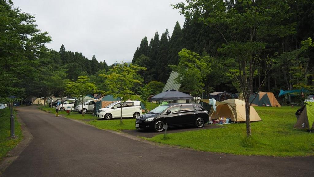 南 蔵王 やまびこ の 森 キャンプ 場