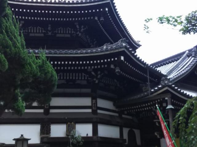 六角堂_紫雲山頂法寺(六角堂)