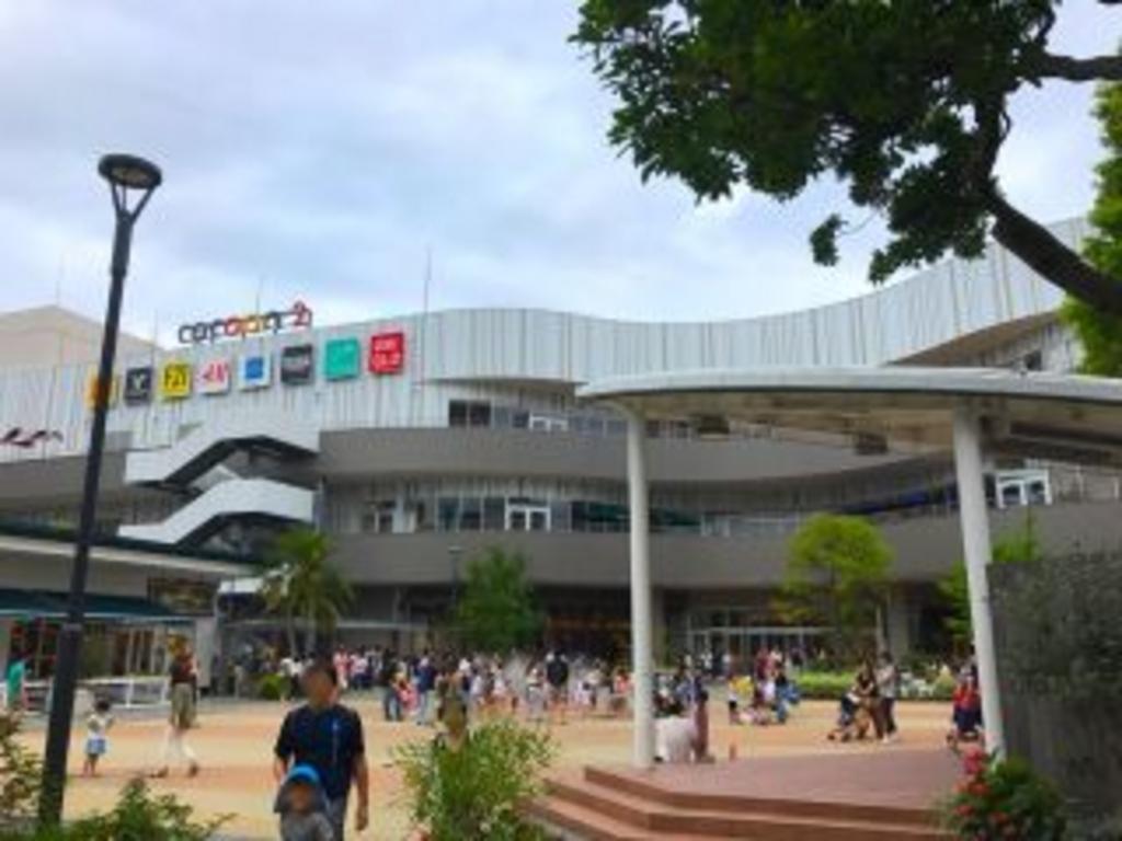 近く の ショッピング モール