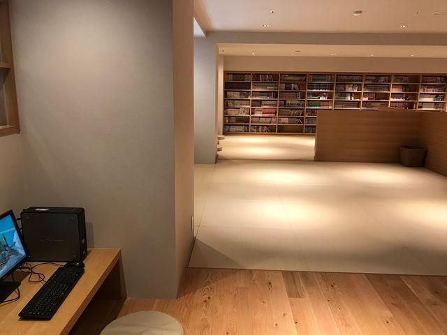 無料の休憩室_SHIRAHAMA KEY TERRACE HOTEL SEAMORE(ホテルシーモア)
