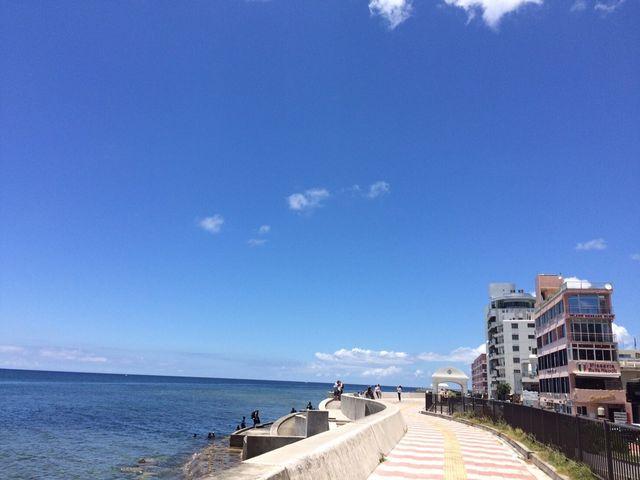 天気がいい日の眺め_宮城海岸