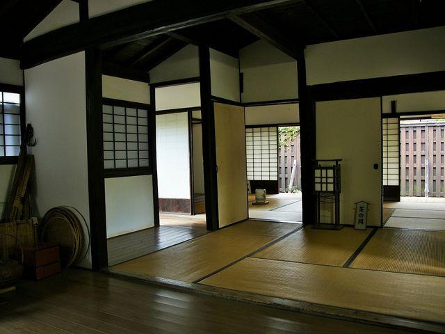 篠塚邸_武家屋敷