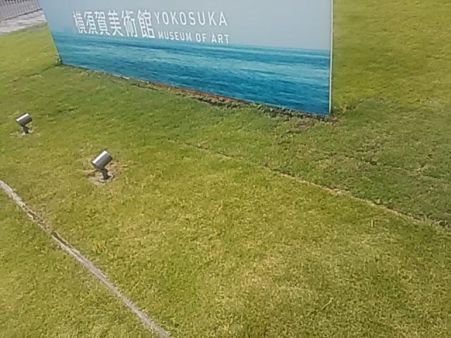 今回チケットにあった作品が 展示されてなくてちょっと残念_横須賀美術館