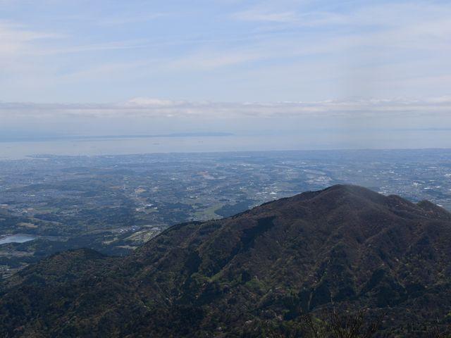 眺めは最高_御在所岳
