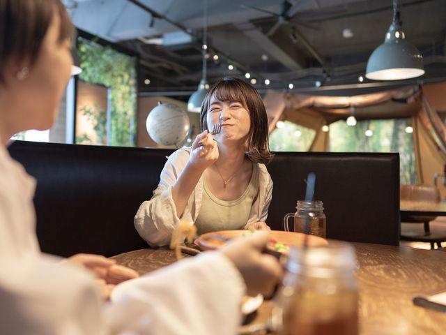 レストラン_おふろcafe ハレニワの湯