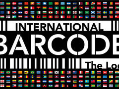 INTERNATIONAL BARCODE バーコードの写真1
