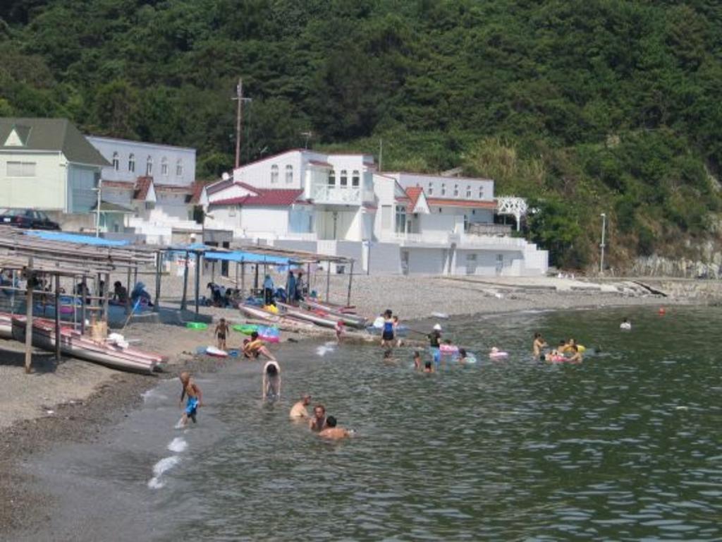 福浦海水浴場