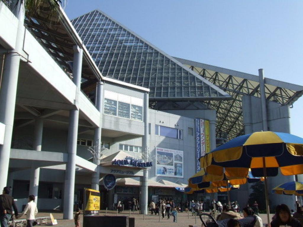 横浜・八景島シーパラダイスアクアミュージアム
