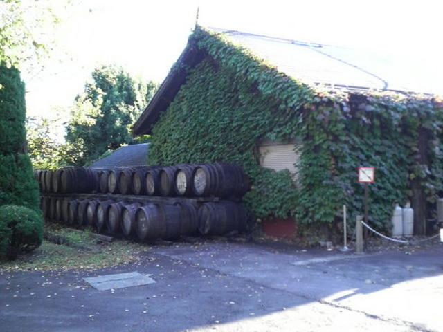 メルシャン軽井沢 ウイスキー蒸留所