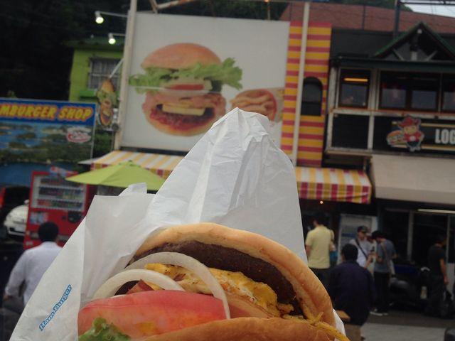 ハンバーガーショップヒカリ