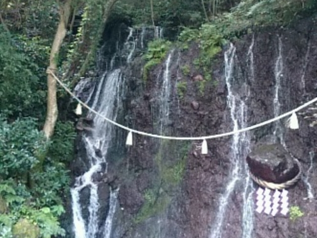 玉簾の滝_玉簾の滝