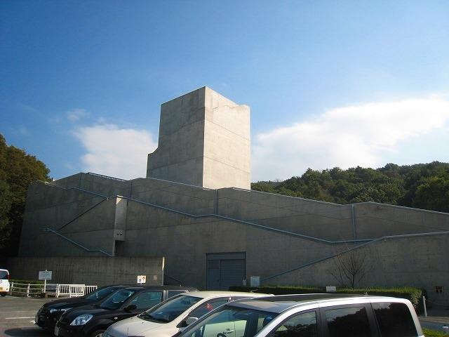 安藤建築_大阪府立近つ飛鳥博物館