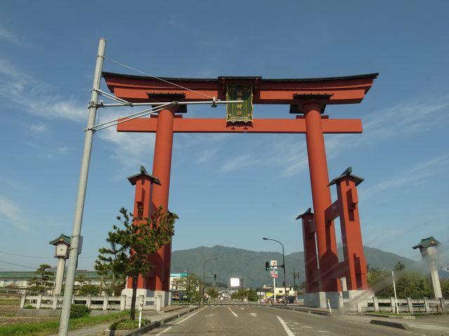 いよいよ、という引き締まる気持ちになります_彌彦神社