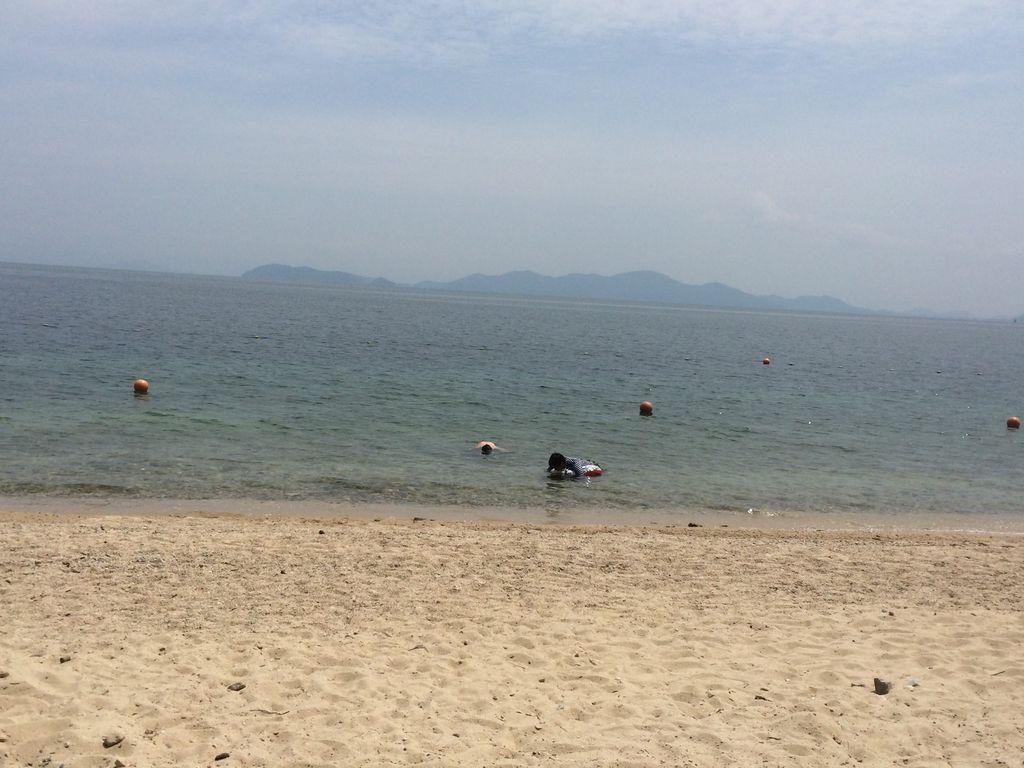 青柳浜水泳場