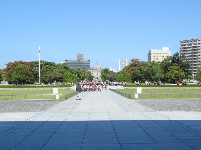平和記念公園_平和記念公園