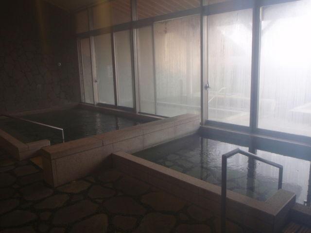 いわみ温泉 霧の湯