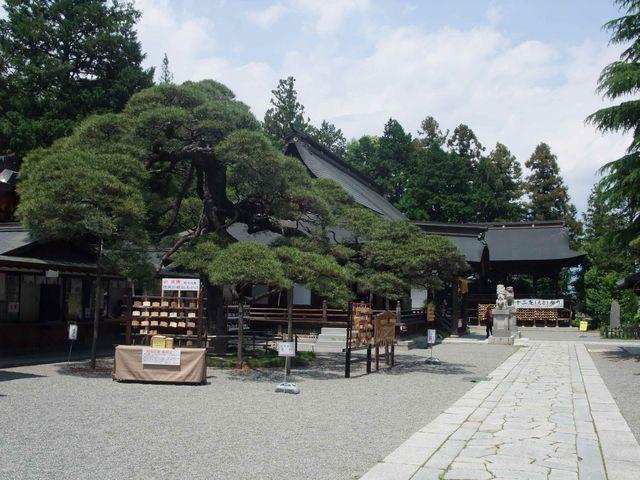 神社全景_浅間神社