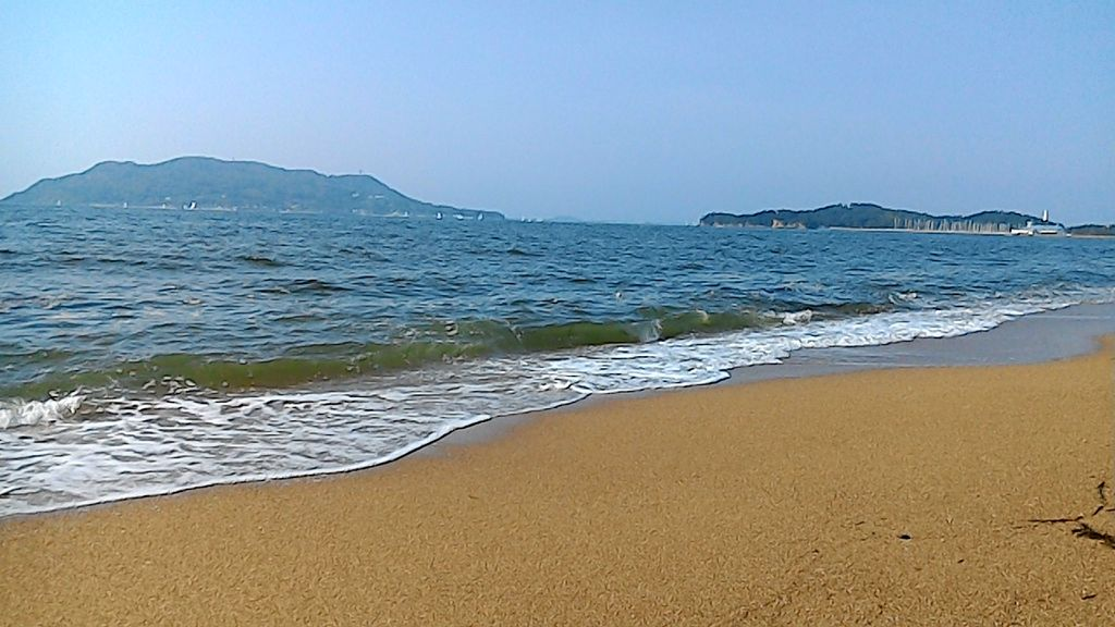 生の松原海水浴場
