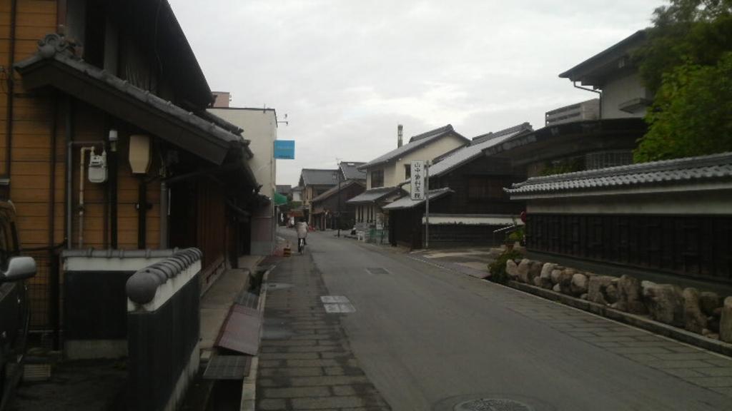 旧東海道(鳴海・有松)