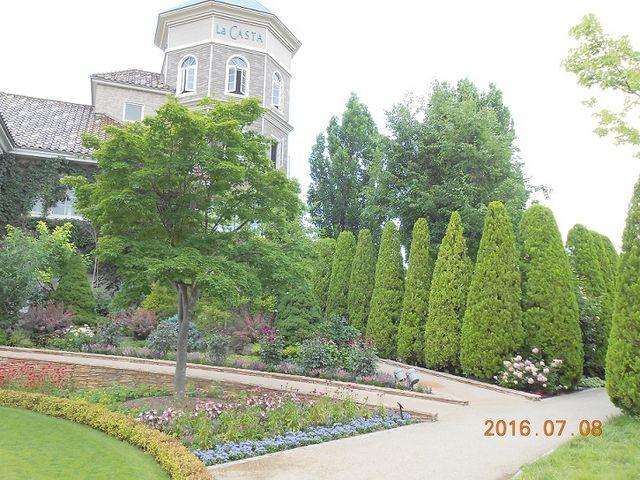 ラ・カスタ ナチュラル ヒーリング ガーデン