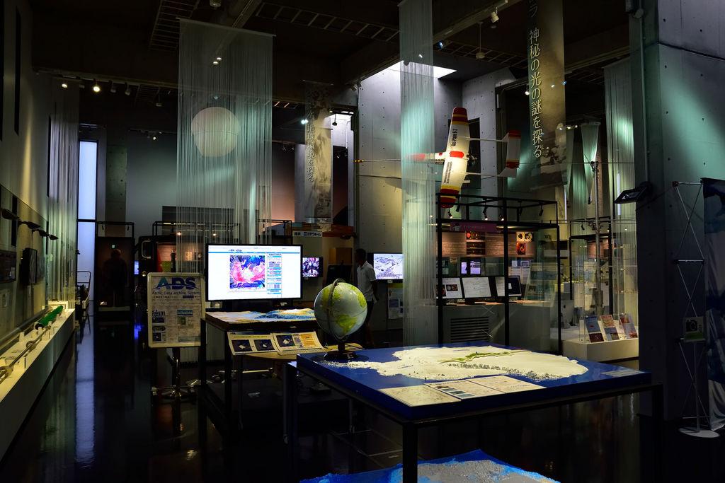 国立極地研究所南極・北極科学館