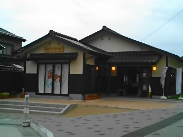 『輪島ドラマ記念館』。_輪島朝市