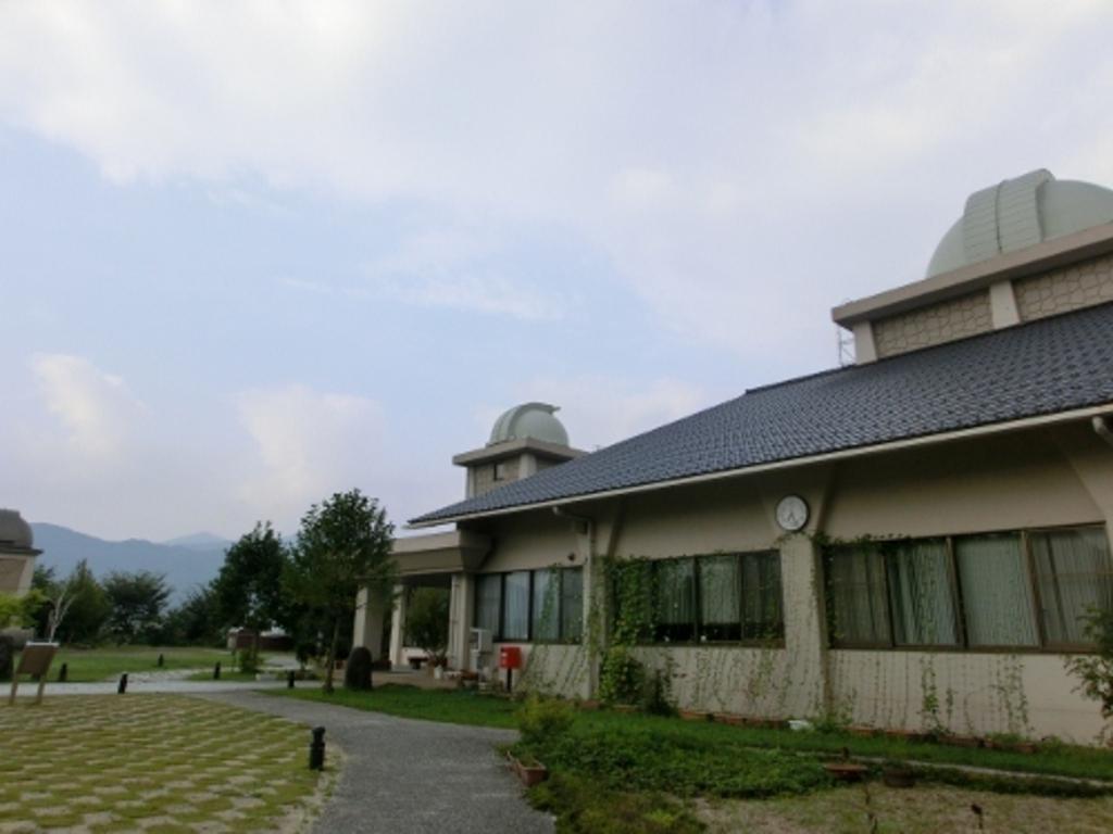 鳥取市さじアストロパーク佐治天文台