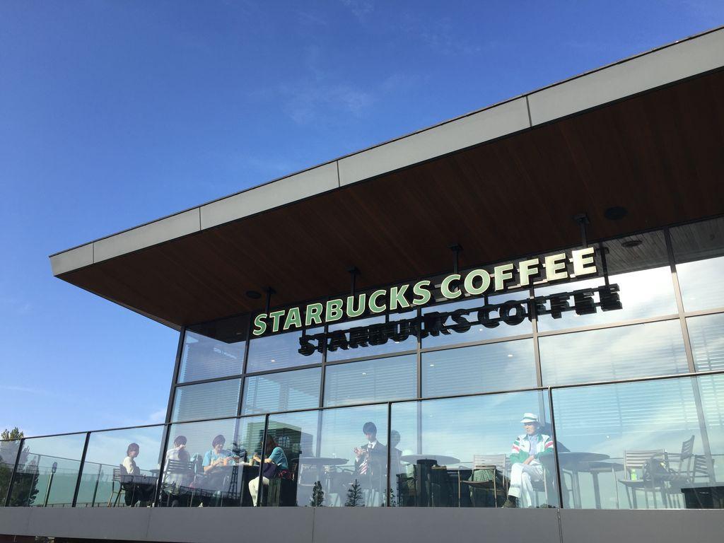 スターバックス・コーヒー 富山環水公園店