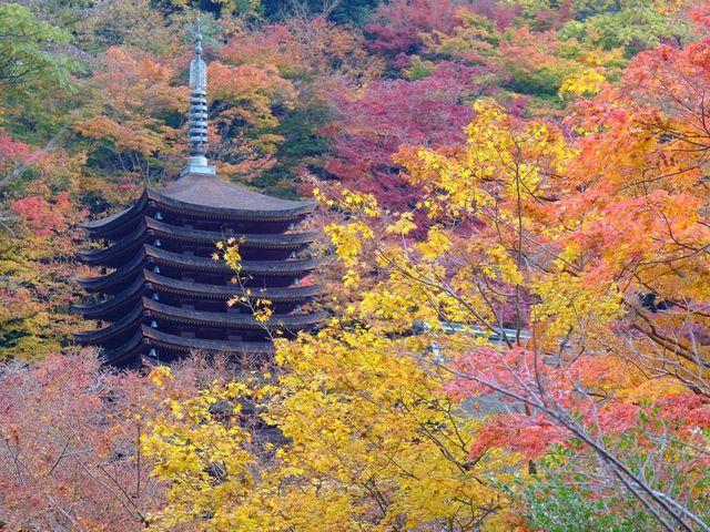 十三重の塔_談山神社