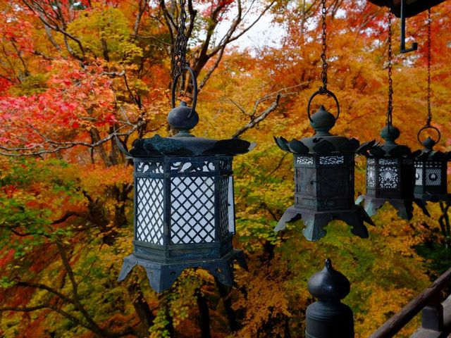 釣り灯篭_談山神社