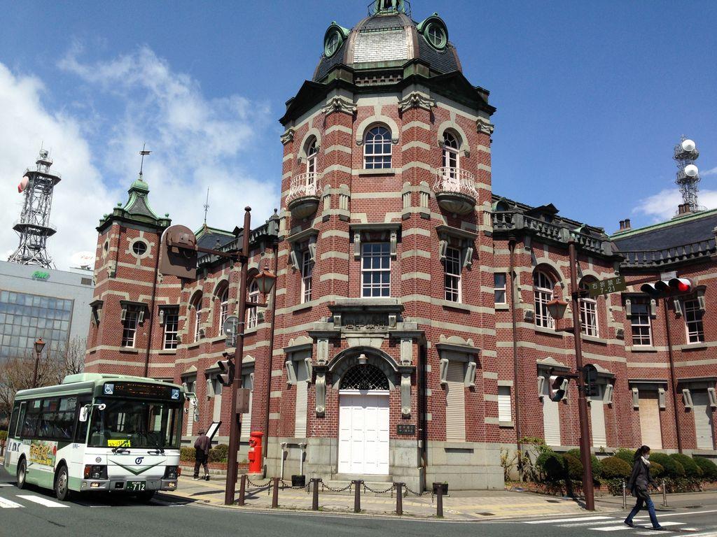 岩手銀行(旧盛岡銀行)旧本店本館