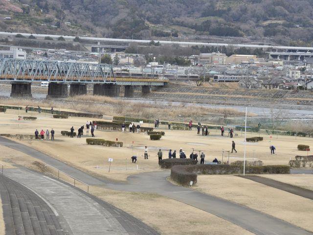 パークゴルフ場_開成水辺スポーツ公園
