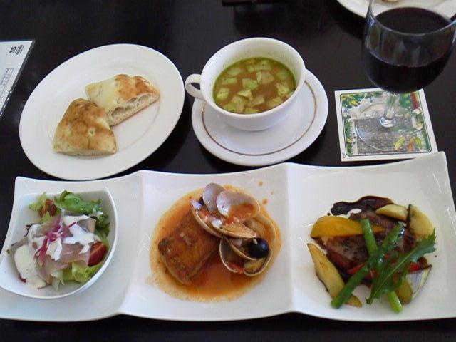 お料理_福岡市博物館喫茶室