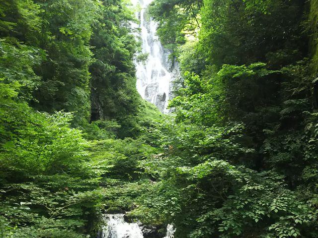 神庭の滝!迫力もあり、リフレッシュできました。_神庭の滝