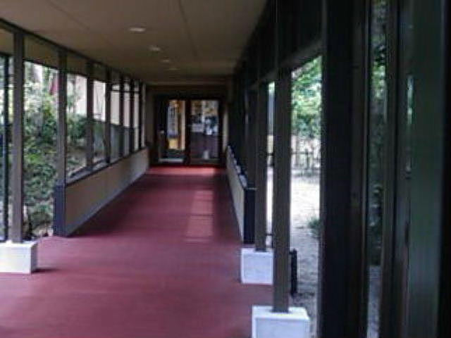 渡り廊下_ふれあいプラザ