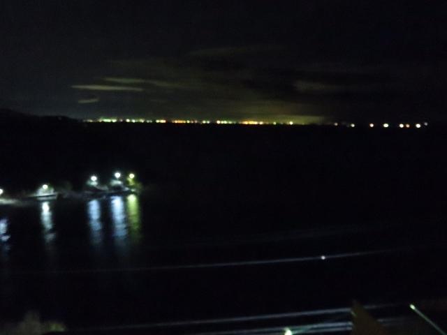 夜景_呑海楼