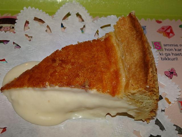 幻のチーズケーキ! _もみの木