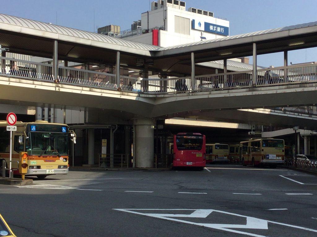 バス ターミナル 町田
