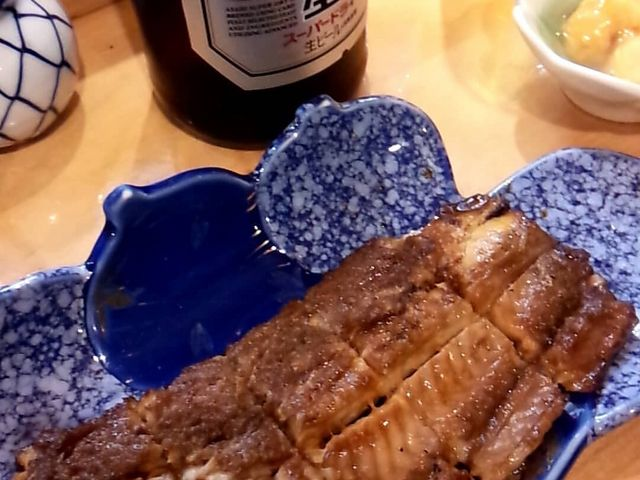 穴子ステーキ_助六鮨