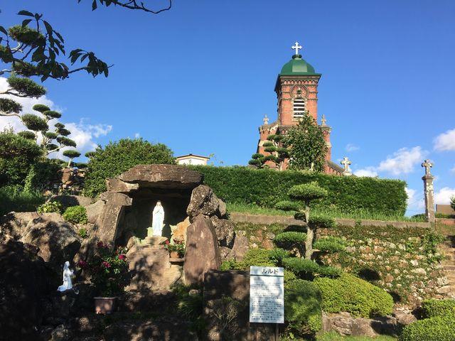 ④_カトリック田平天主堂