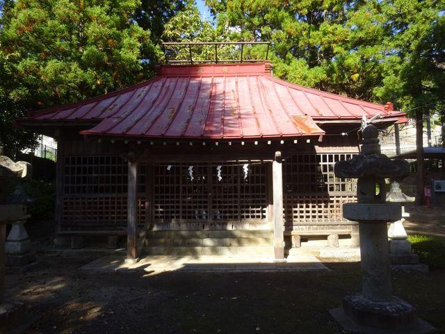 初鹿野諏訪神社_諏訪神社