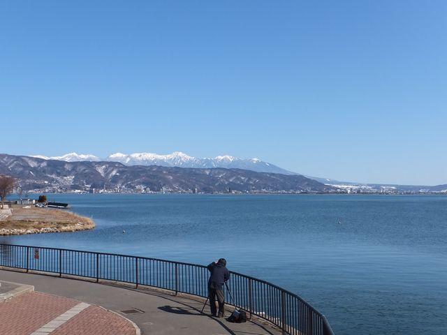 岡谷湖畔公園_岡谷湖畔公園
