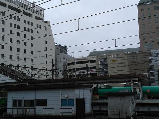 駅_JR八王子駅